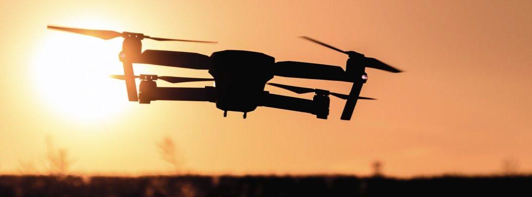 Uso de drones en procesos logísticos