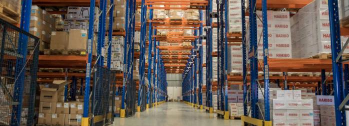 Inovação em armazenamento e serviços de valor
