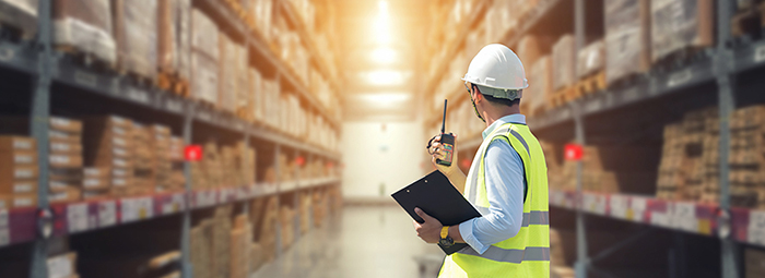 Strategies for an efficient warehouse management