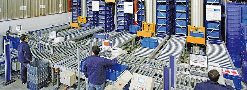 Vantagens de um armazém automatizado