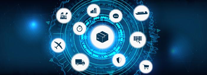 Optimización de una cadena de suministro compleja