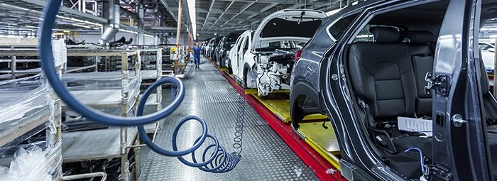 Logistics, a key element in the development of the car parts industry